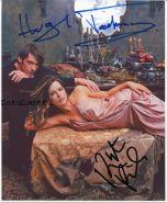 "Автографы: Хью Джекман, Кейт Бекинсейл. ""Ван Хельсинг""."