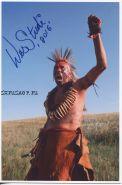 Автограф: Уэс Стьюди. Танцующий с волками